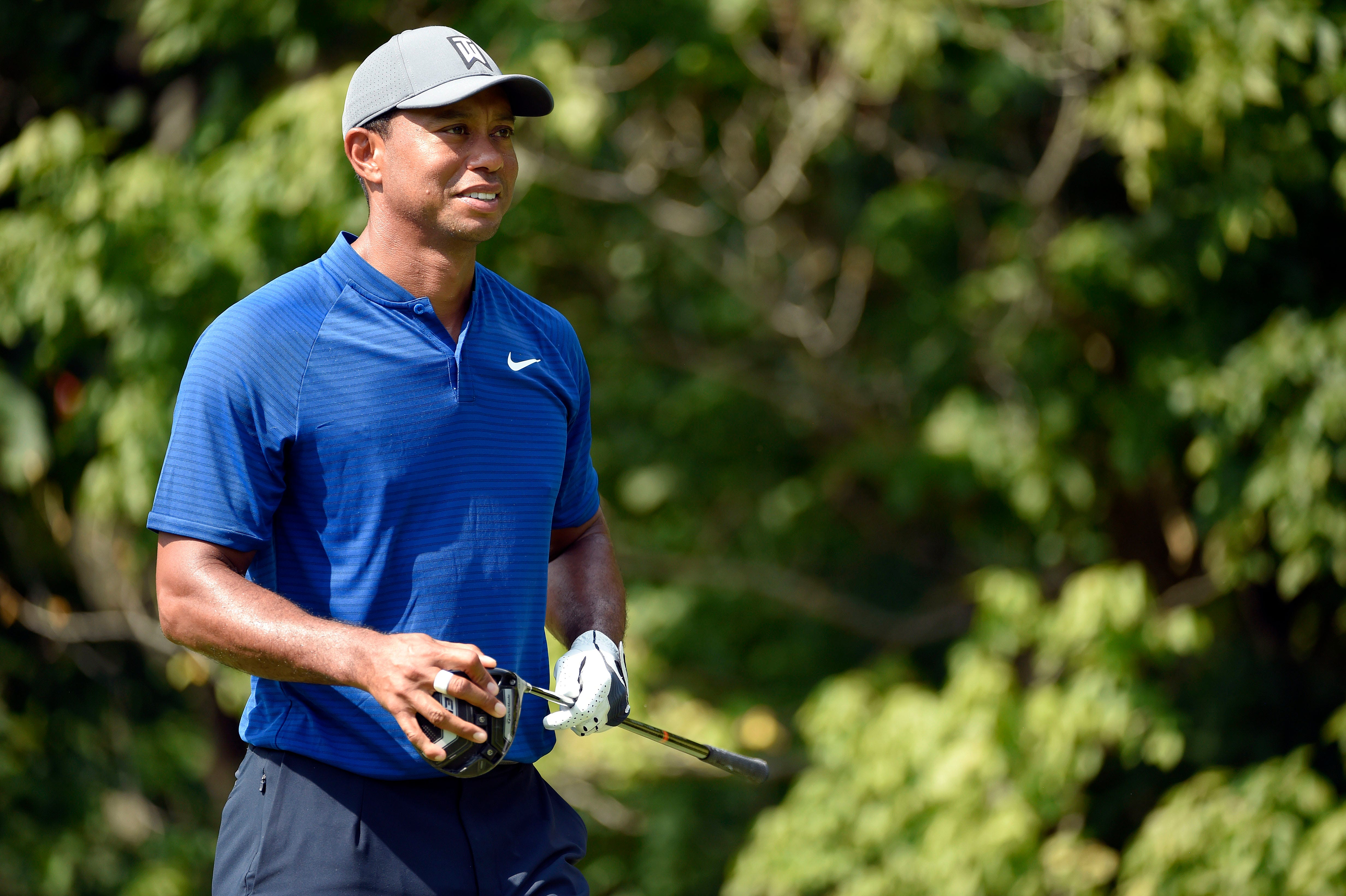 Tiger Tracker: Follow Tiger Woods' Thursday round at the PGA Championship shot-by-shot