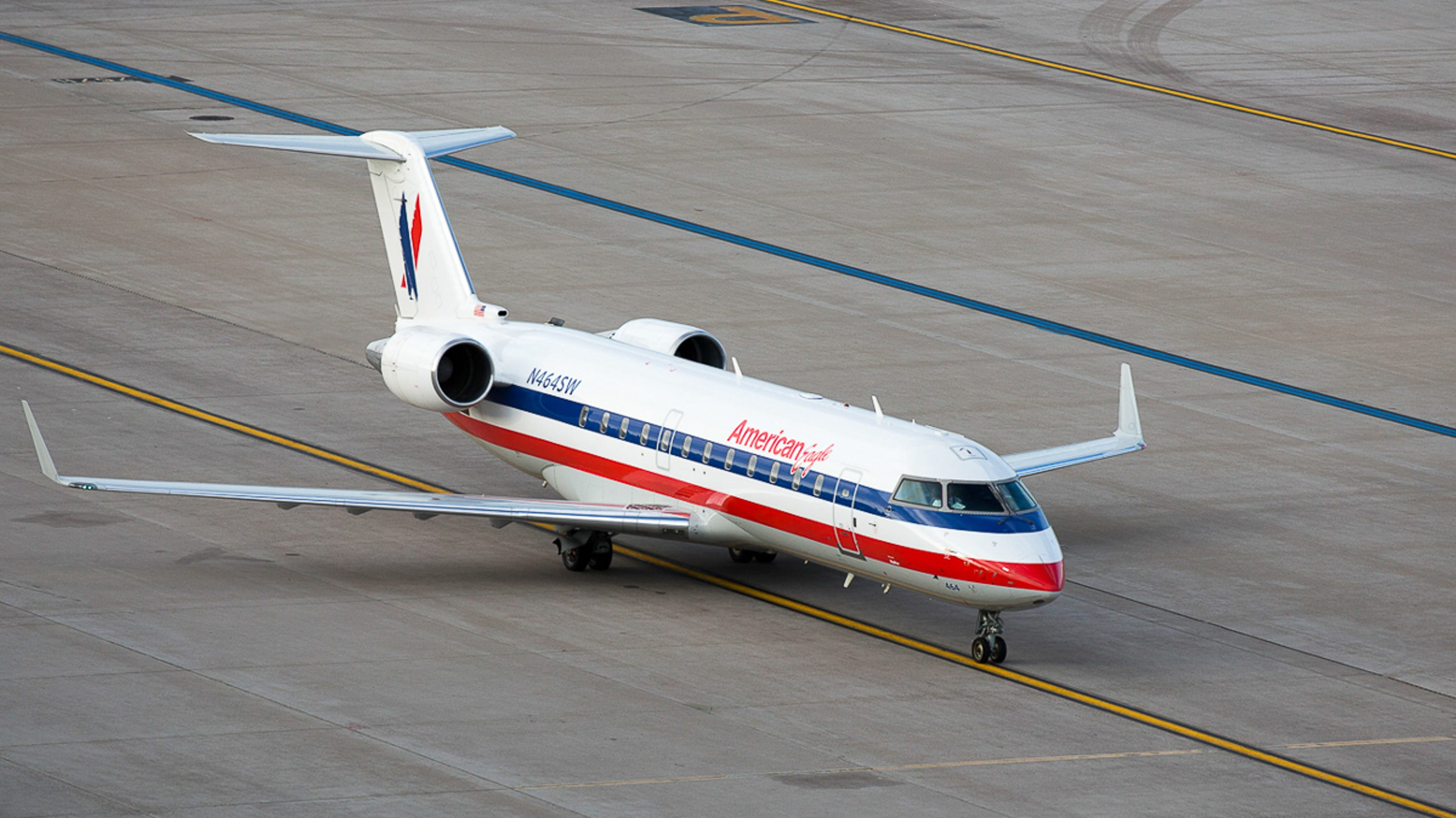 american airlines wyoming flights put city back on usa s aviation map