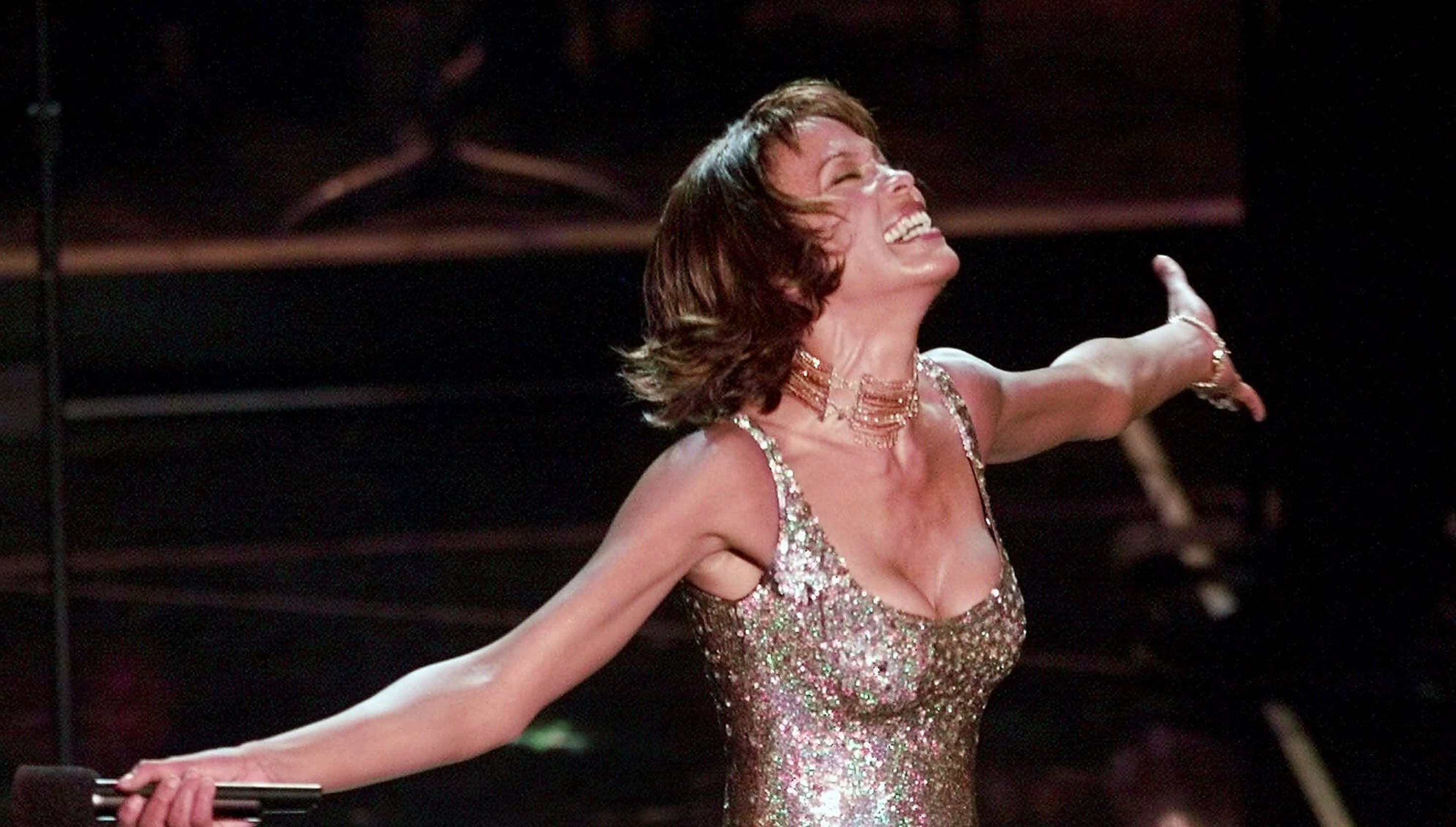 Starbucks is playing Whitney Houston music all day in honor of her 55th birthday