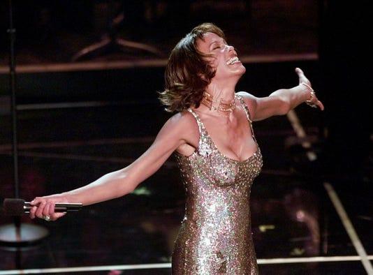 Ap Whitney Houston Hologram A Ent Usa Ca