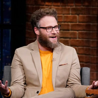 So, Seth Rogen has stories...