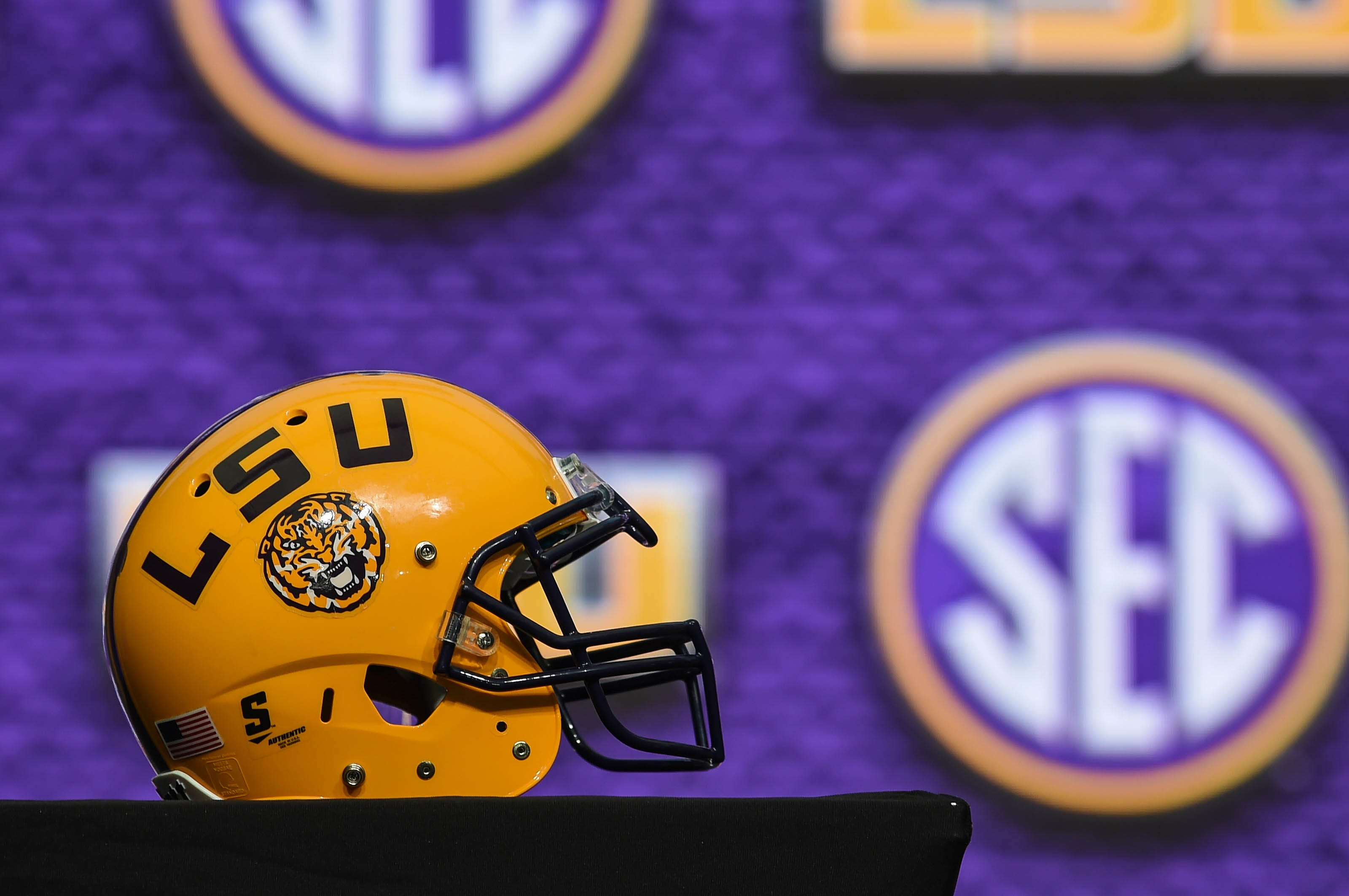LSU suspends Tyler Taylor after learning of May arrest for alleged involvement in burglary