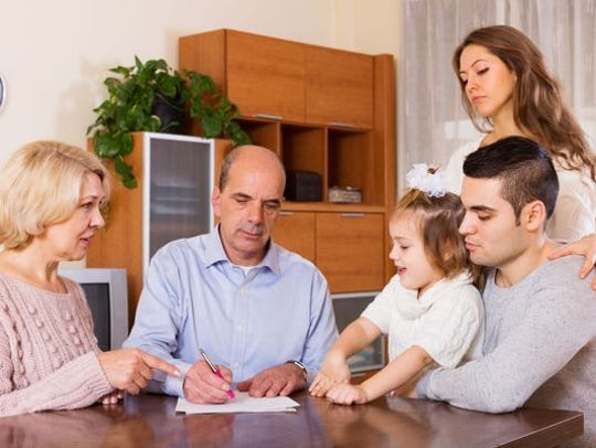 Kids can financially help their parents.