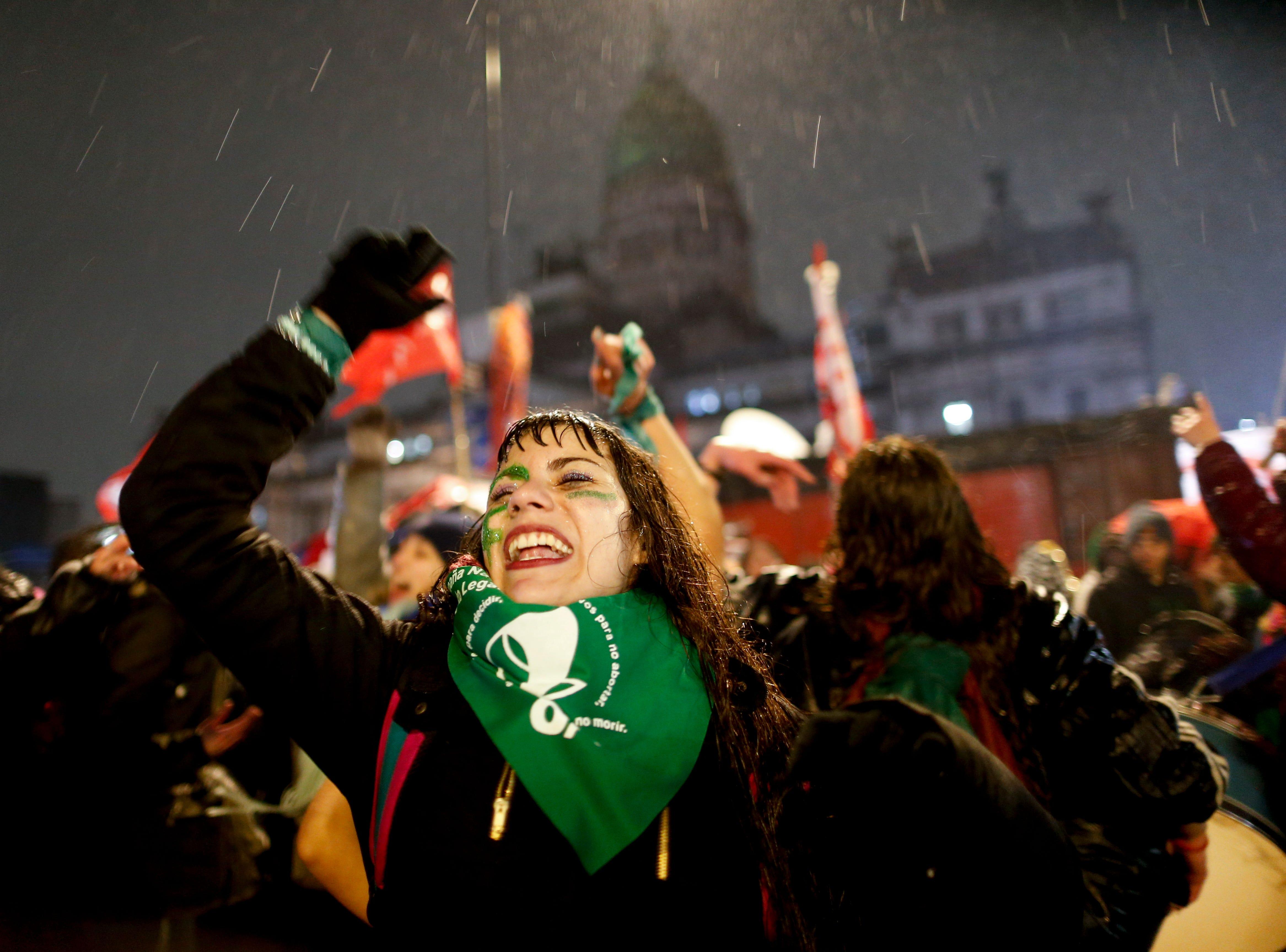 Ap Argentina Abortion I Arg