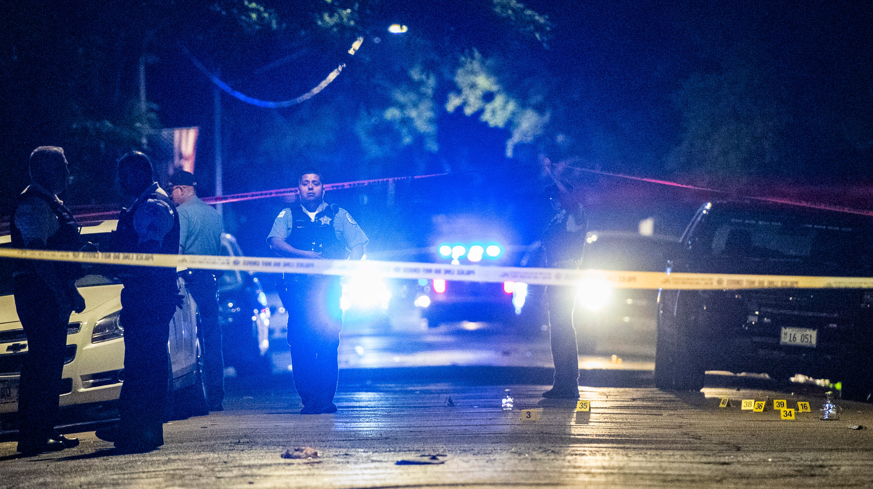 Unsolved murders: Chicago, other big cities struggle; murder rate a 'national disaster'