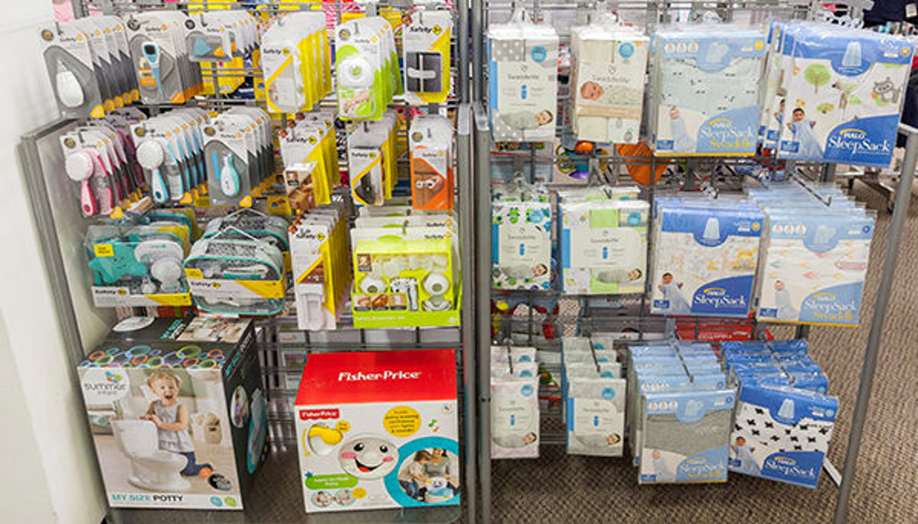 5098aa016b84 J.C. Penney opens new baby shops in 500 stores to fill Babies R Us void