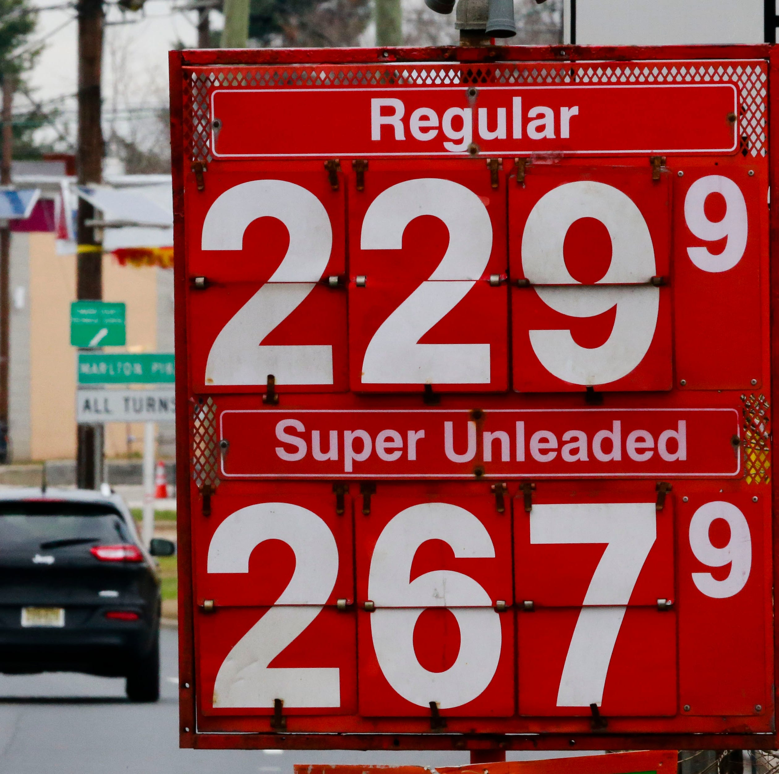 Road trip advice: New ways to find the cheapest gas