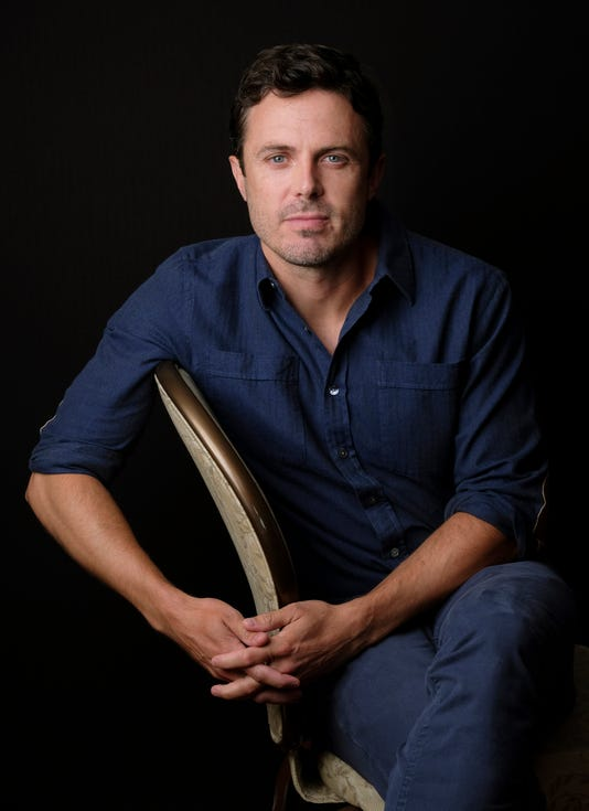 Ap Casey Affleck Portrait Session A Ent Usa Ca