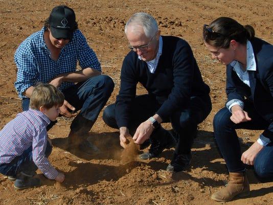 Ap Australia Drought I Aus