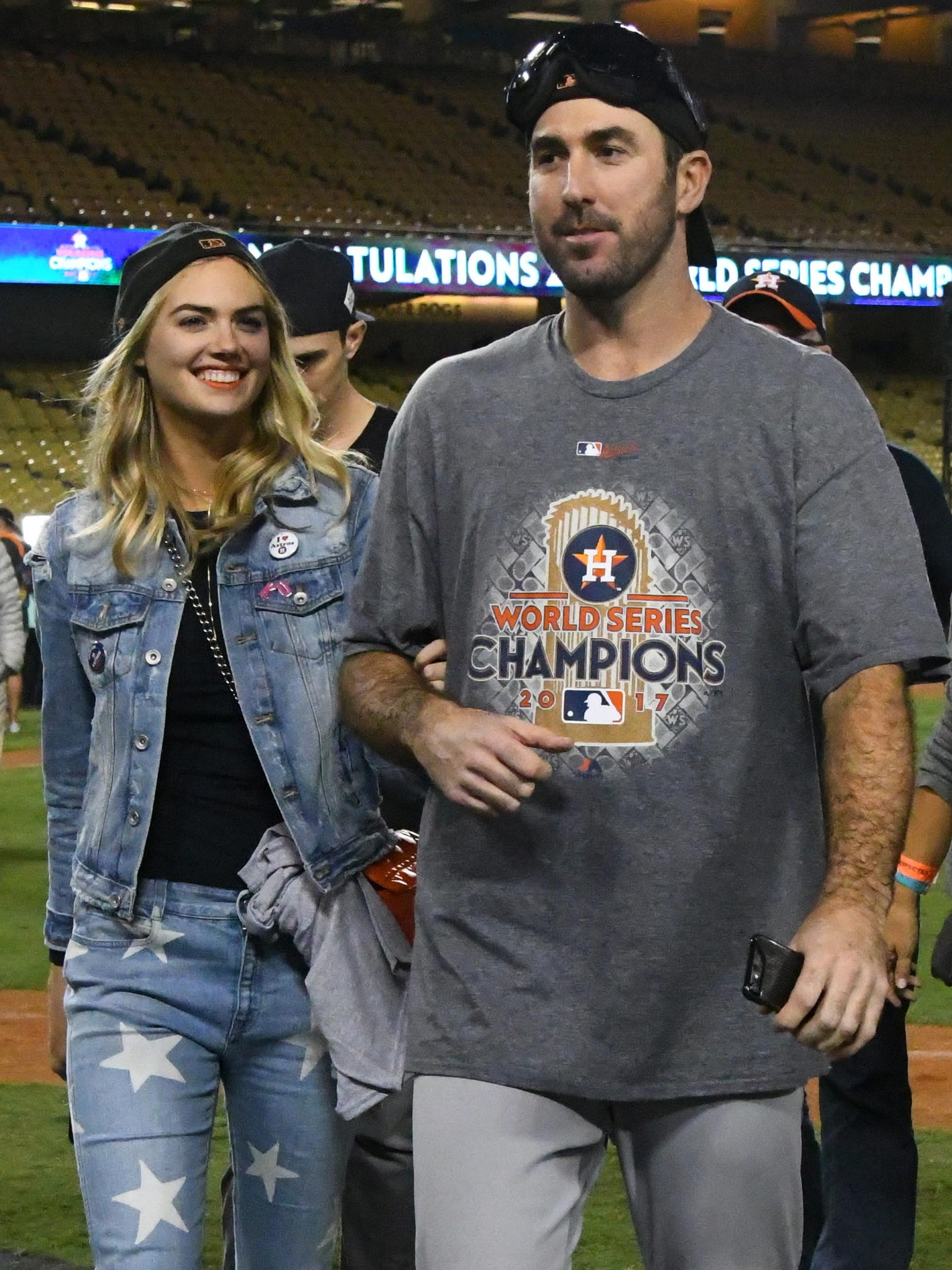 Mlb World Series Houston Astros At Los Angeles Dodgers
