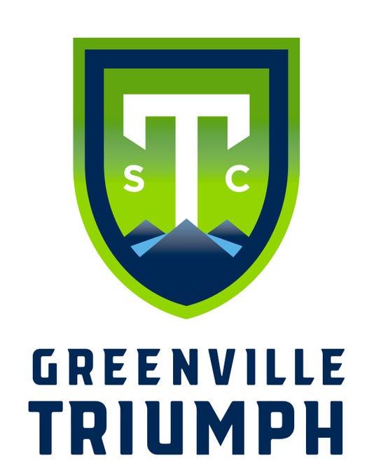 Triumph Logo Gradient Logo3113