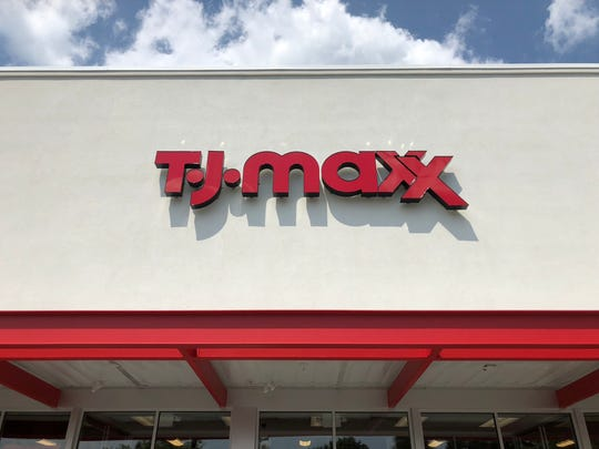 TJ Maxx at Allaire Plaza in Wall opens on Sunday.