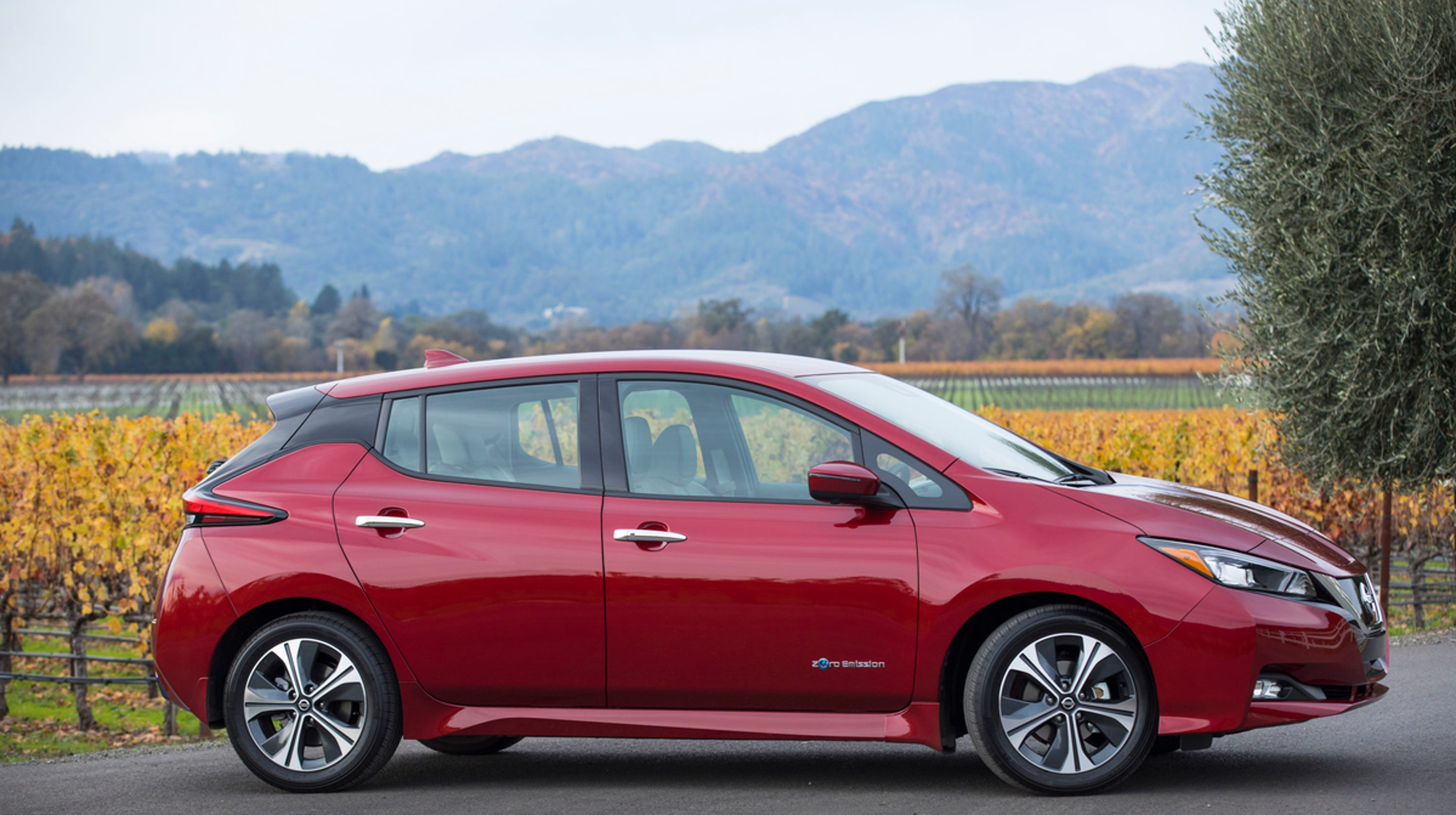 Nissan Leaf Buyers Who Are Jcpl Customers Can Save 5000