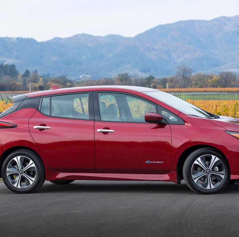 Nissan Leaf buyers who are JCP&L customers can save $5,000