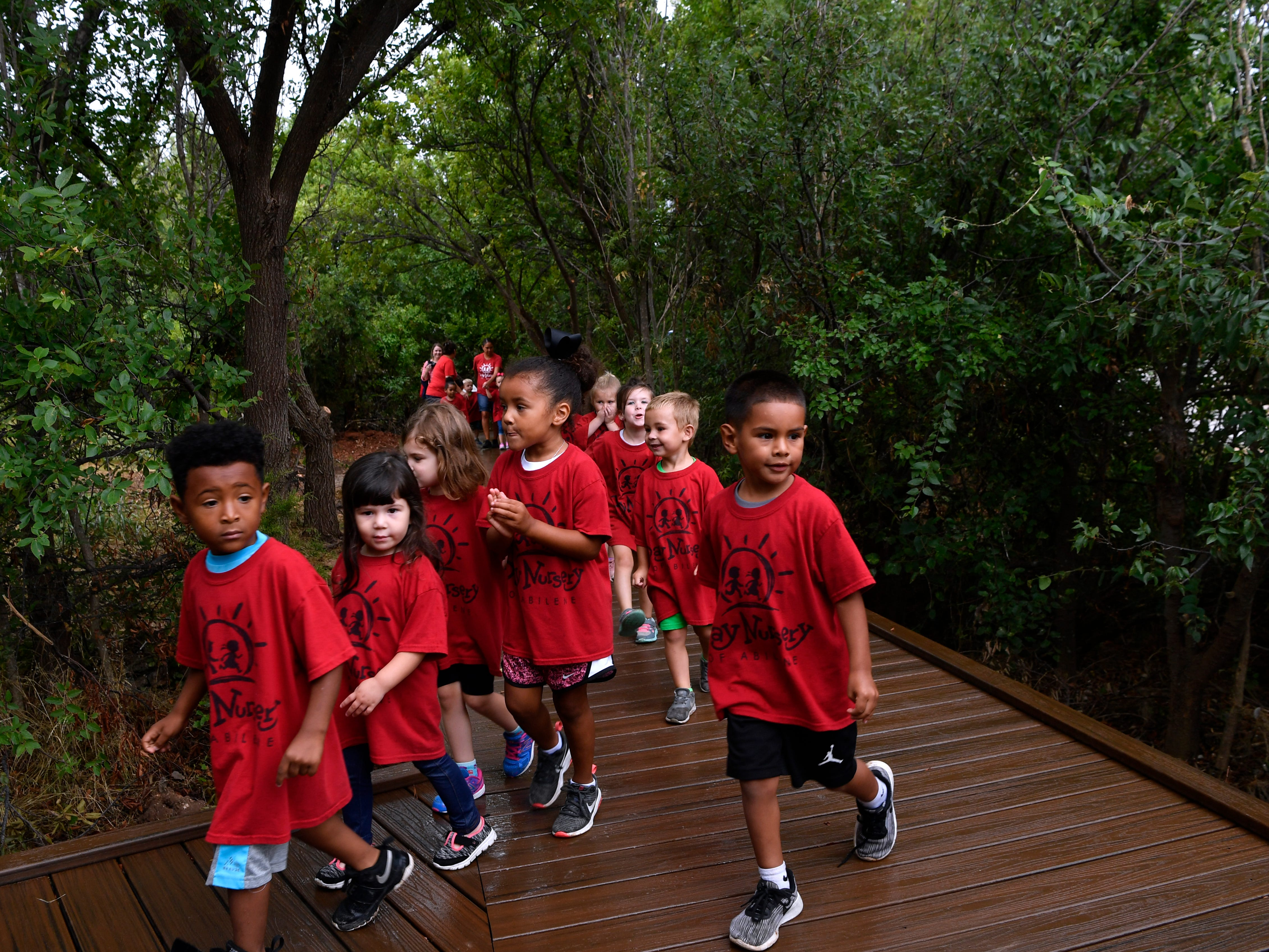 New south-side Abilene park offers a chance to explore nature