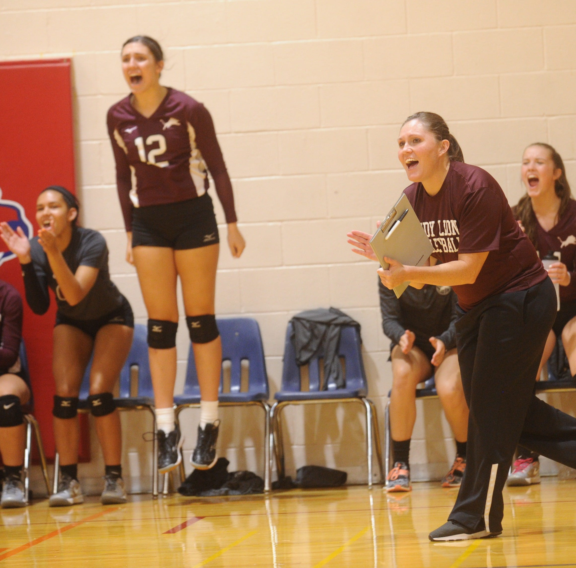 'Passionate' coach Jessica Withrow returns to Big Country to lead Brownwood volleyball