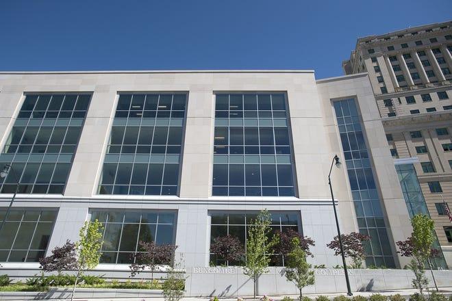 The Buncombe County Judicial Complex