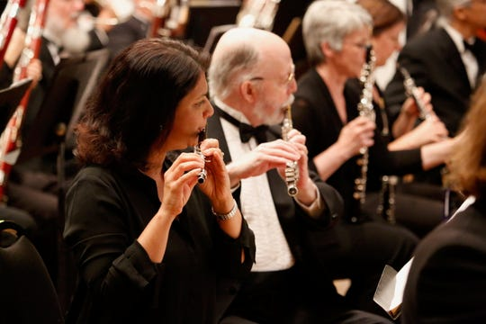 The Asheville Symphony Orchestra season begins again in September.