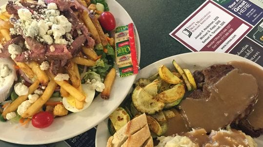 "Metro Diner is known for what it calls ""comfort food with flair."""