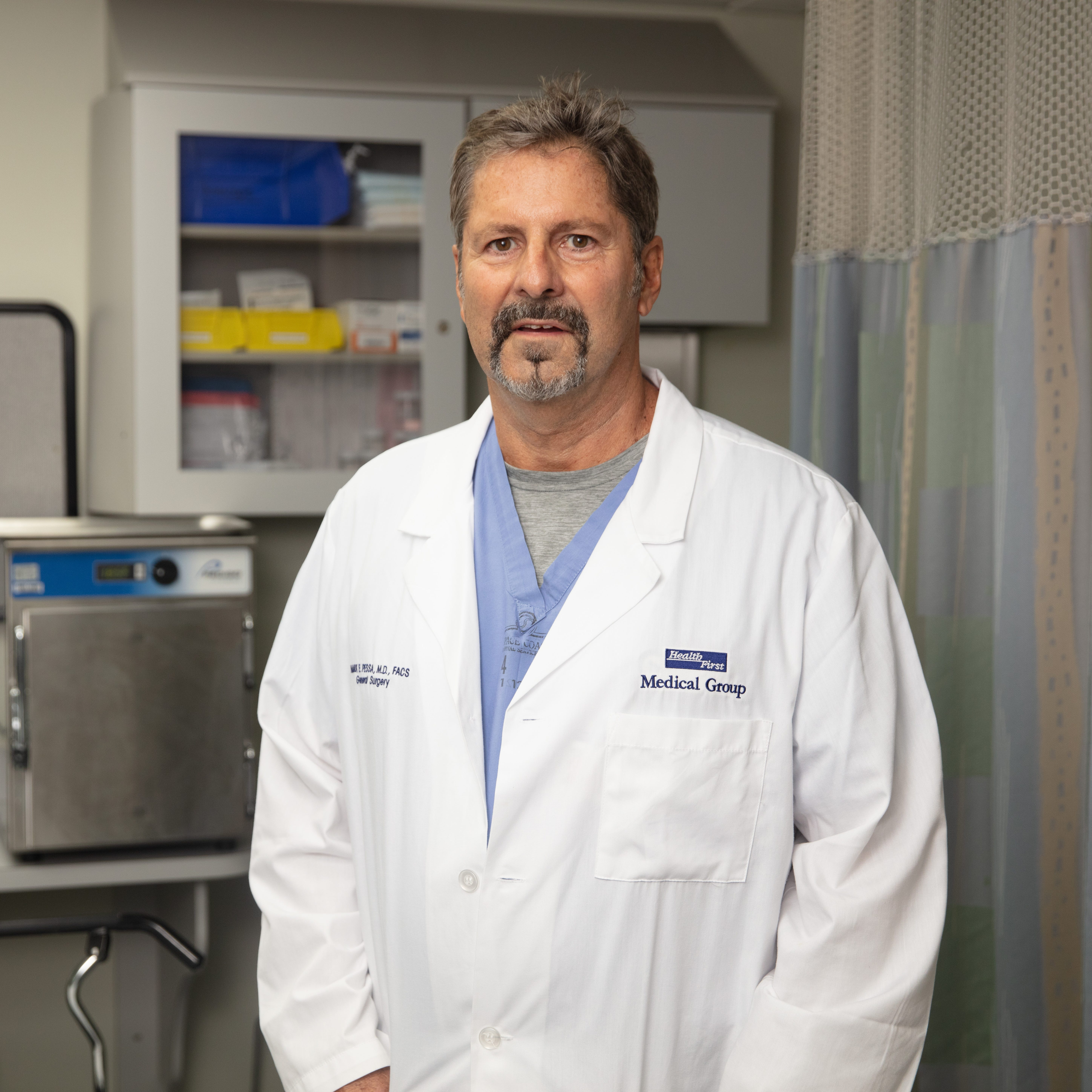 Health pro: Surgeon combines science with love of people