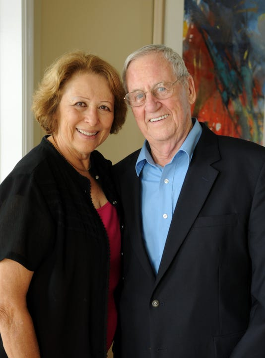 Wendy and Harry Brandon