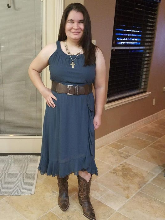 Stacey In Dress
