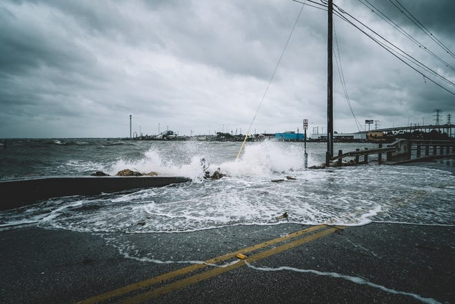 After Hurricane Harvey hit, the Port of Corpus Christi Ship Channel was closed for six days — the longest closure in its 90-year history.