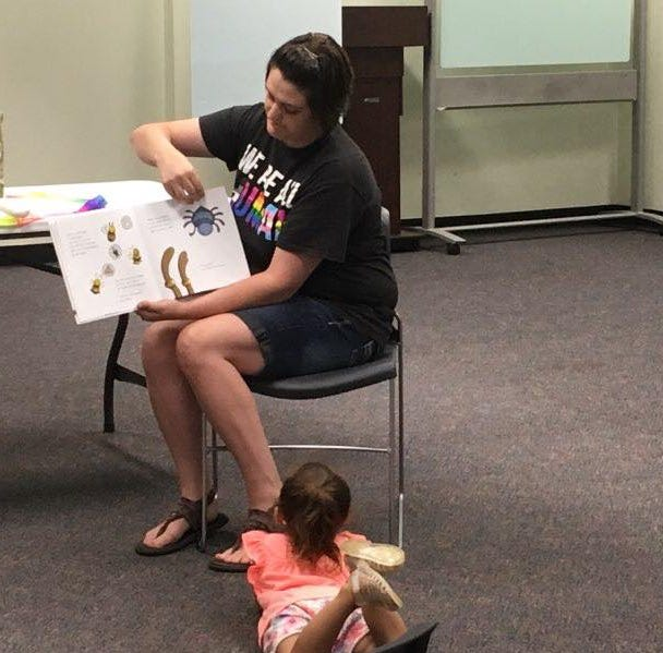 LGBT+ Rainbow Reading event for kids planned at Clarksville library