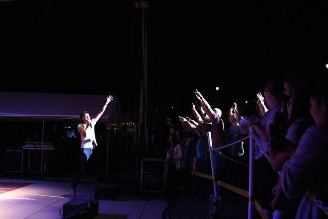 Road to Riverfest will have its final show of the series Saturday, Aug. 25.