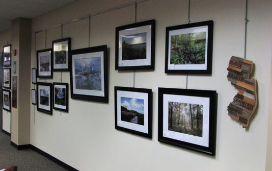 Works by Blinder on view PHOTO CAPTION