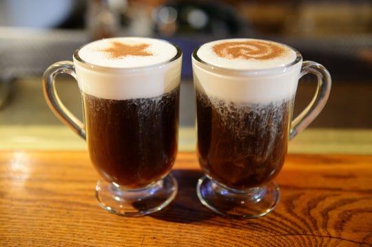 Spanish coffee.