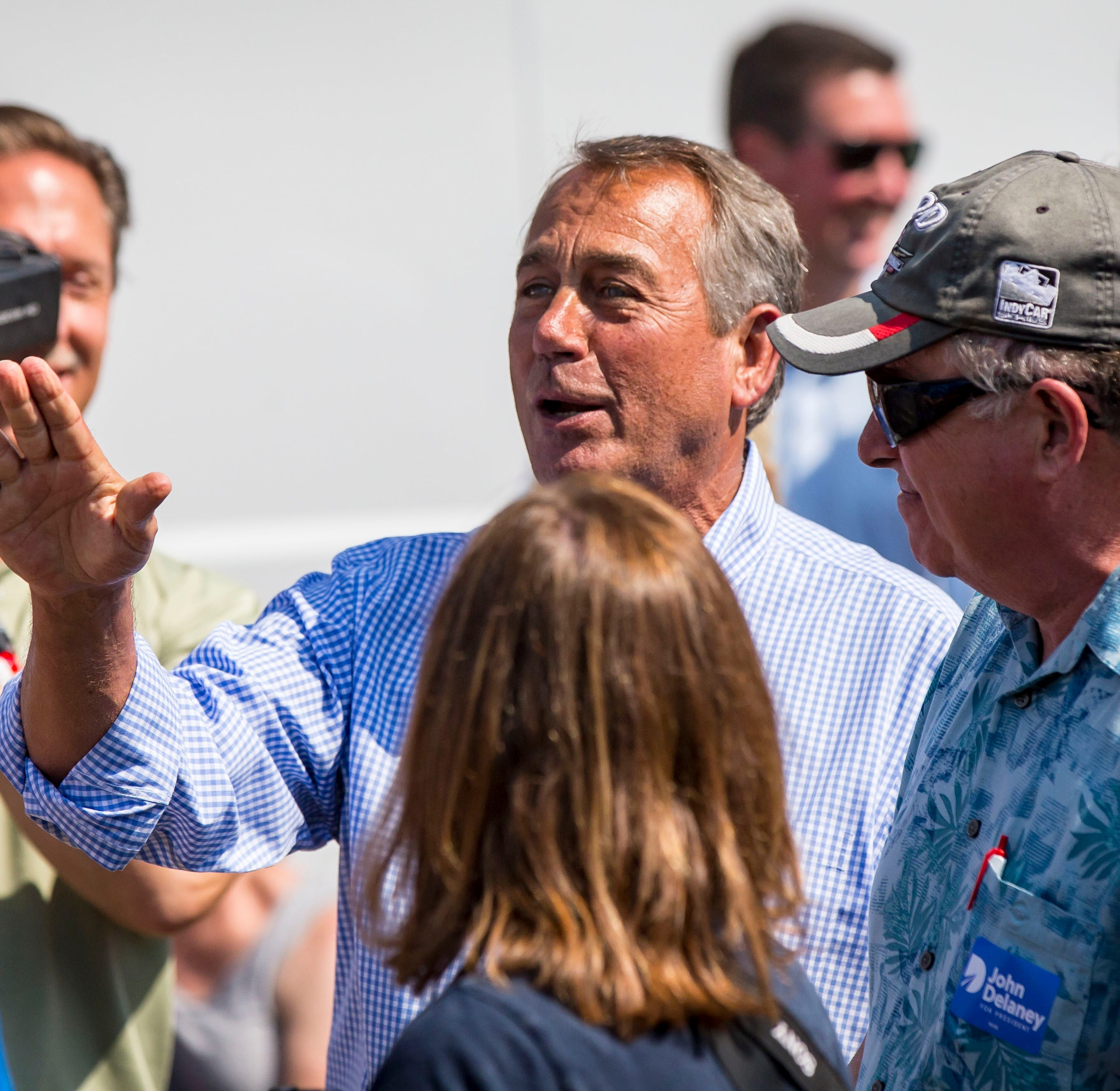 2020 buzz, cameo appearances and more: Here are the political highlights from the 2018 Iowa State Fair