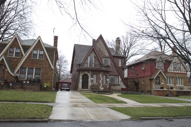 East English Village is bordered by Cadieux, Harper, Outer Drive and Mack in Detroit.