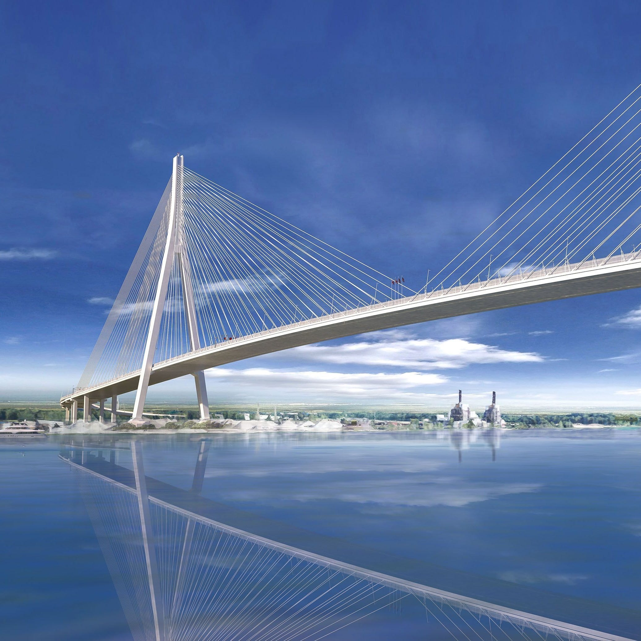Judge tosses latest Moroun attempts to block Gordie Howe bridge
