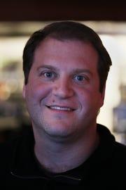 Ed Mamou in 2012.