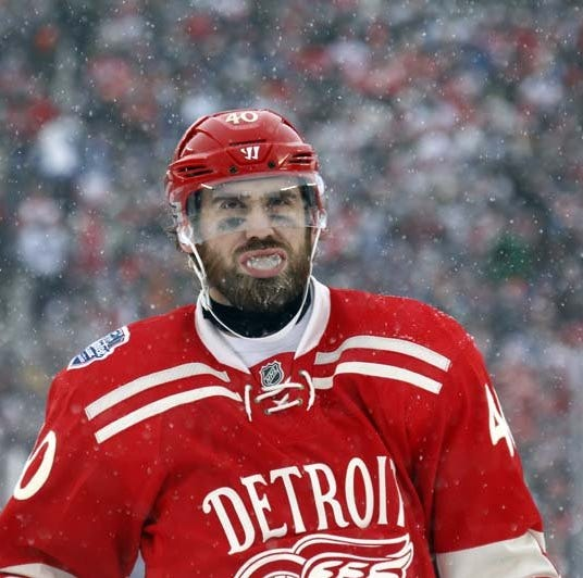Do we want Detroit Red Wings' Henrik Zetterberg to look like V-Mart?