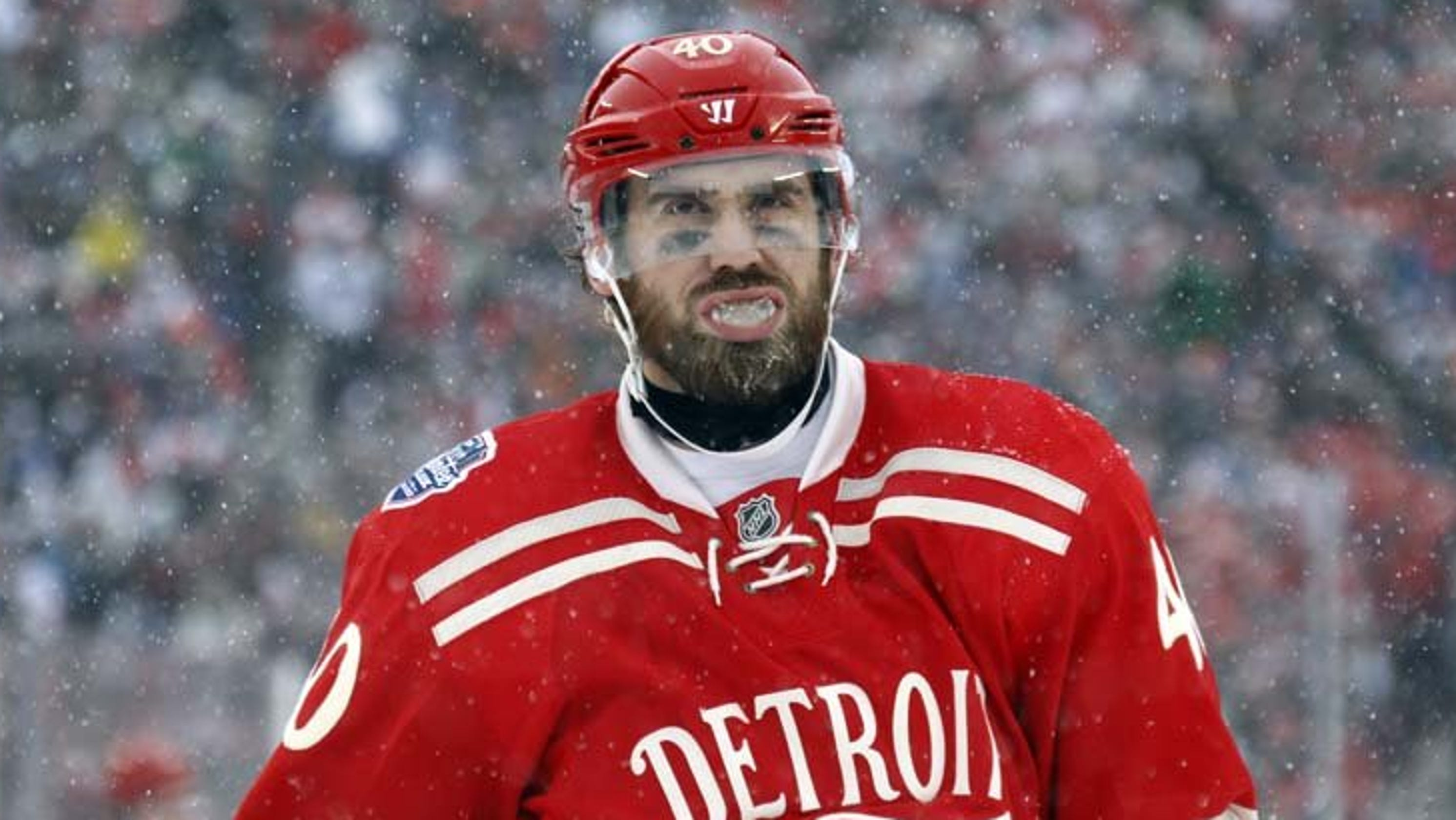 0a1313364e7 Henrik Zetterberg s Detroit Red Wings career appears to be over