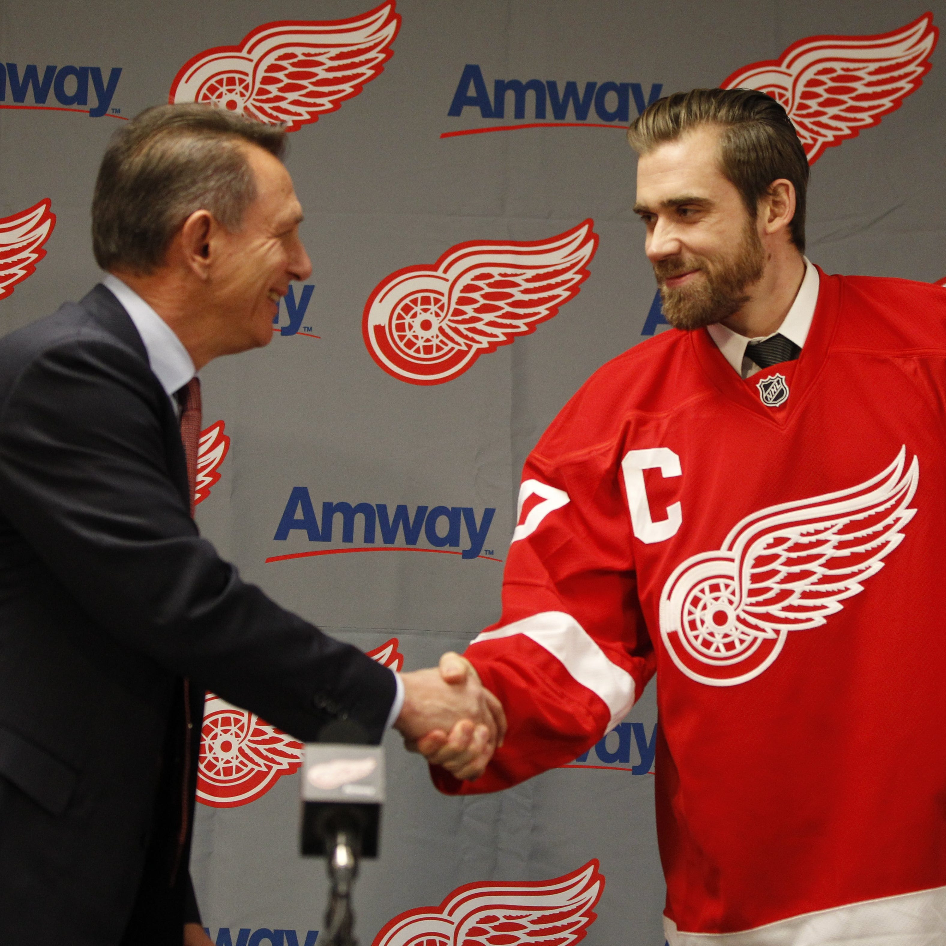 Mitch Albom: Henrik Zetterberg's retirement ends an era for Red Wings