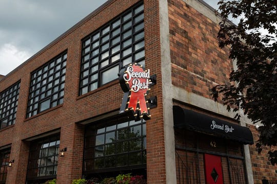 From the team behind Grey Ghost restaurant, Second Best bar is now open at 42 Watson in Detroit.