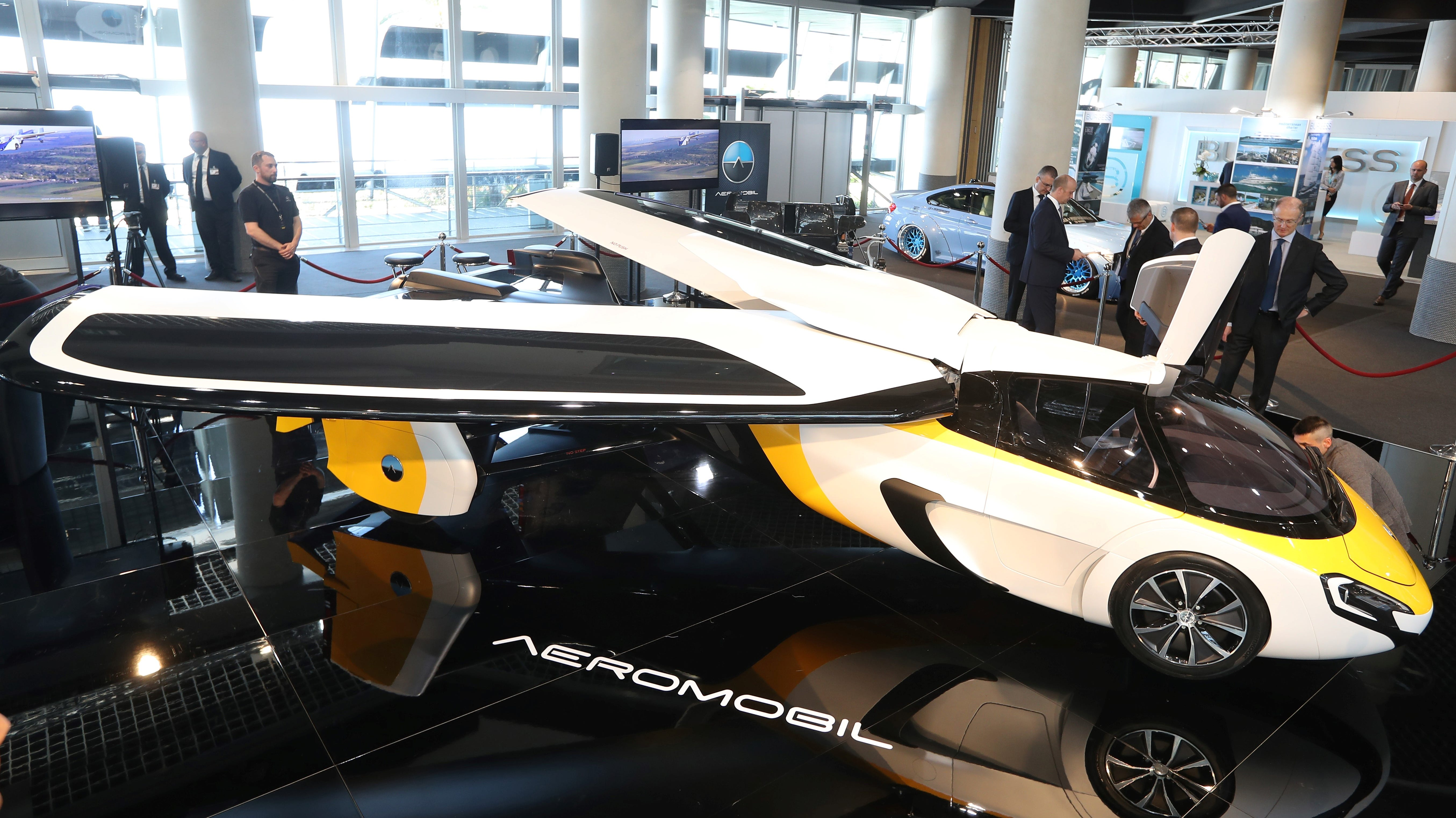 Flying cars could be on the horizon