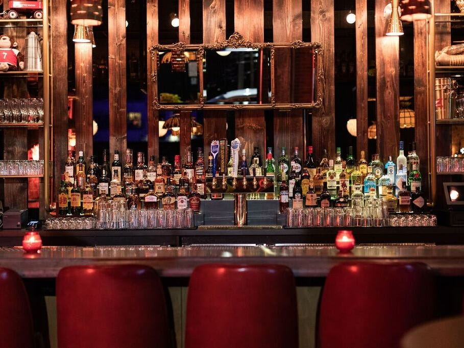 Second Best bar is now open at 42 Watson in Detroit.