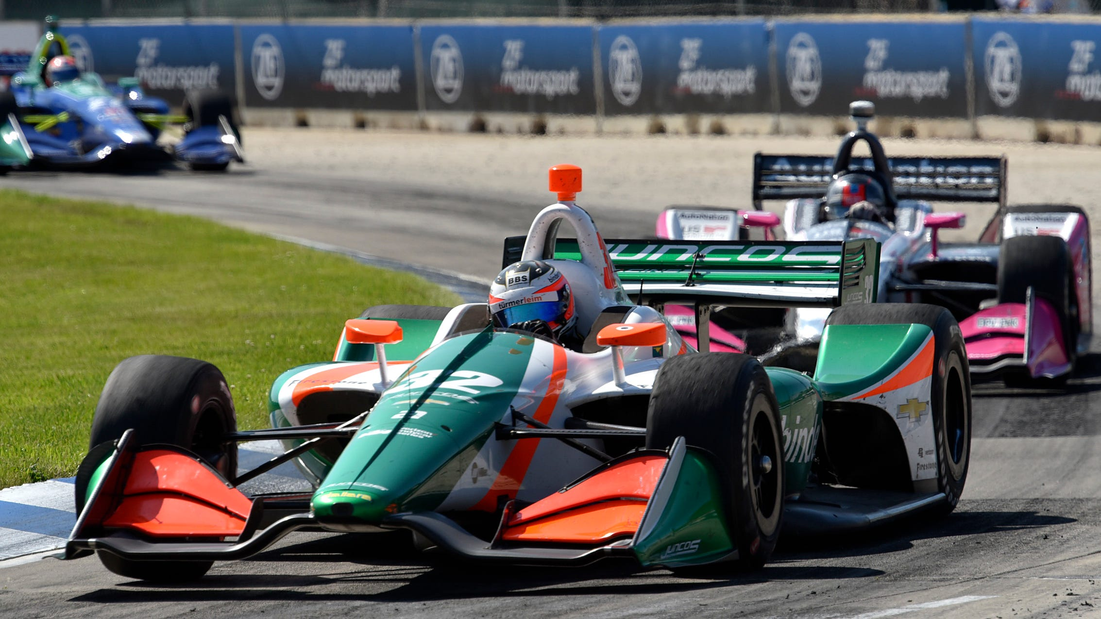 Detroit Grand Prix to remain on Belle Isle