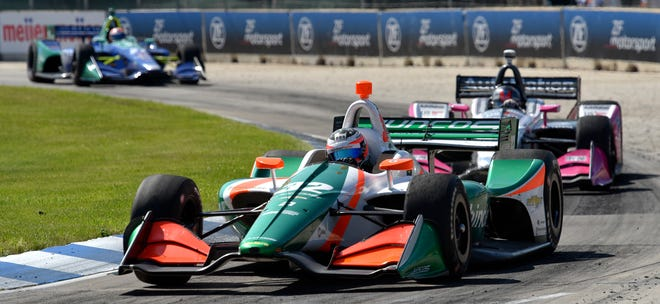 The state OK'd a new three-year deal for the Detroit Grand Prix to continue on Belle Isle.