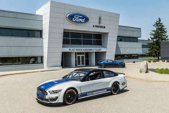 """We have a lot of great iconic products at Ford,"" said Hau Tai-Tang, executive vice-president for product development and purchasing. ""But this product, the Mustang, is the heart and soul of the Ford Motor Company for 54 years."""