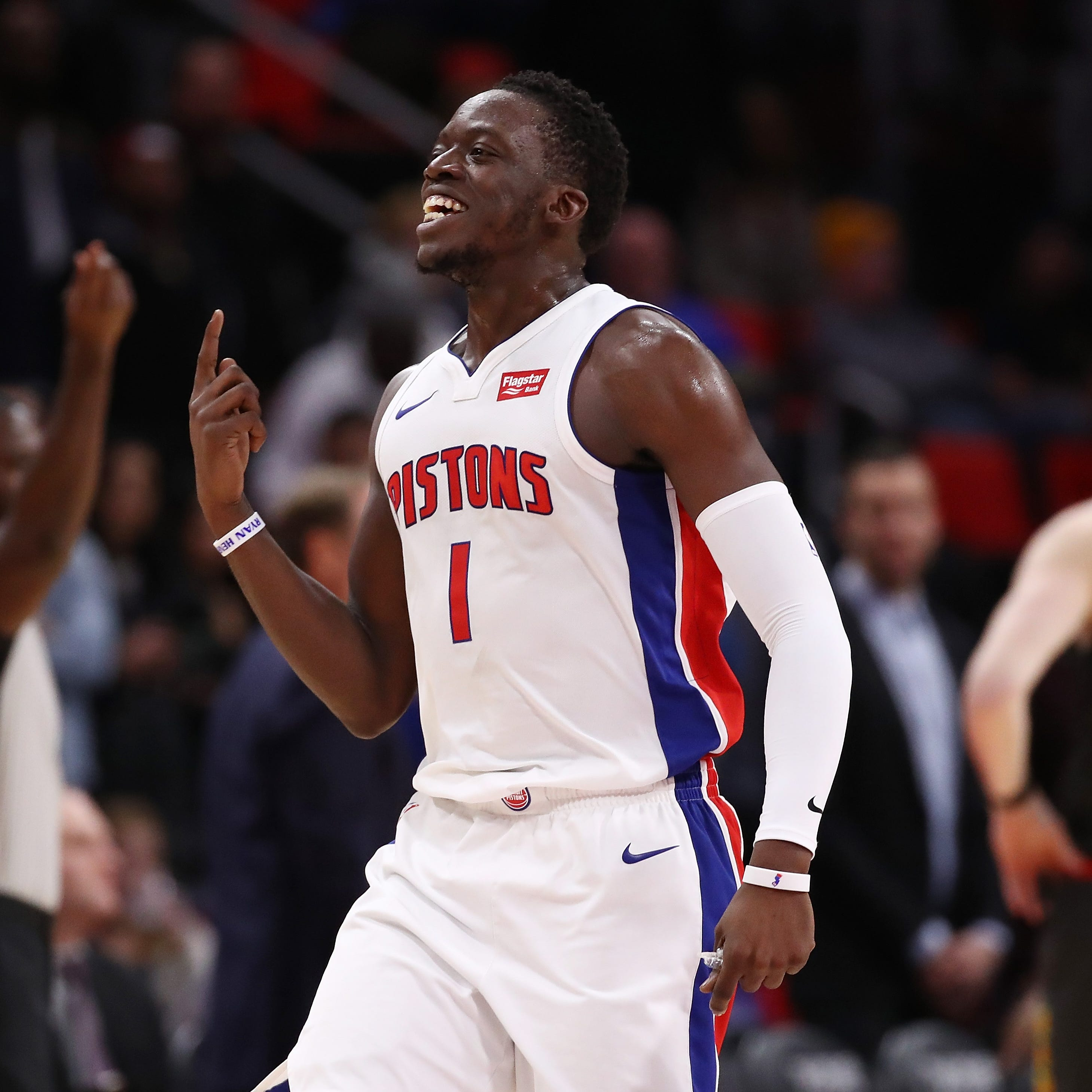 Full Pistons schedule: They open at home vs. Nets