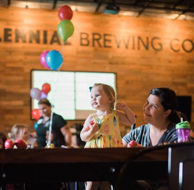 Millennial Brewing helps waterfront restaurants, doughnuts holes debut at Bennett's