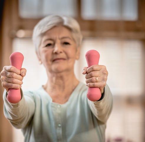Strength course for seniors begins next month | Oconto health briefs