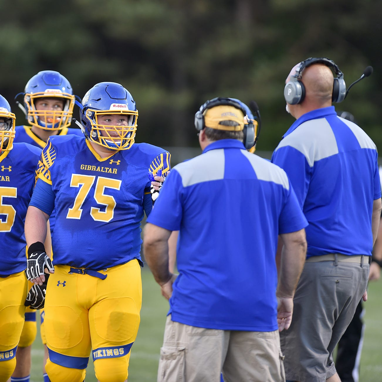 Gibraltar now eligible for postseason football after enrollment numbers updated