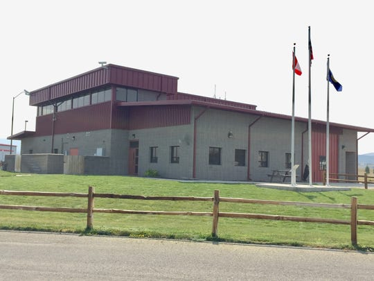The main building at the Rocky Mountain Emergency Services Training Center in Helena.