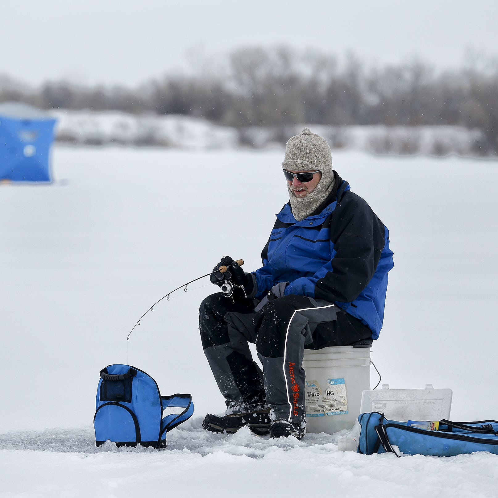 Ice fishing contests proposed, remember Beartooth camping rules